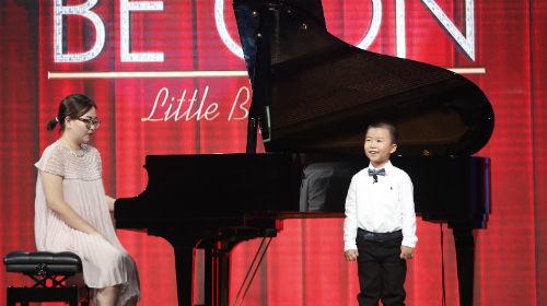 Màn thể hiện tài năng của Minh Quân trên sân khấu Mặt trời bé con: