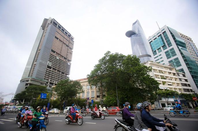 Cận cảnh hàng loạt dự án của các 'đại gia' bị ngân hàng ráo riết xiết nợ