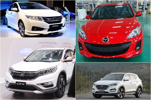 mua ô tô, mua xe, ô tô giá rẻ