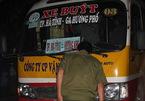 Xe buýt chạy cùng chiều húc người phụ nữ tử vong