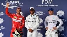 Lewis Hamilton dễ dàng giành pole chặng F1 nước Mỹ
