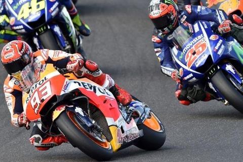 Marc Marquez vô đối trên đường đua Moto Australian Grand Prix