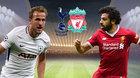 Trực tiếp Tottenham vs Liverpool: Rực lửa Wembley