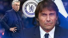 MU tuyển gấp trung vệ, Ancelotti lật ghế Conte
