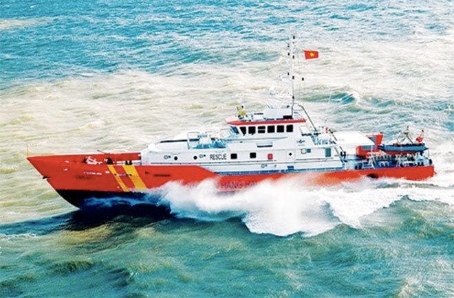 3 thuyền viên mất liên lạc trên vùng biển Bạch Long Vĩ