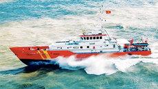 3 thuyền viên mất liên lạc trên vùng biển Bạch Long Vĩ0