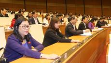 Tuần này Quốc hội phê chuẩn Bộ trưởng GTVT, Tổng Thanh tra0