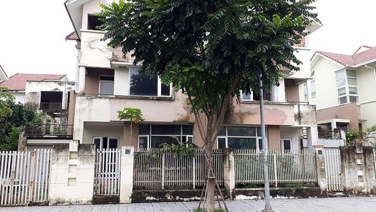 Tình yêu,biệt thự bỏ hoang,Hà Nội,Công nhân