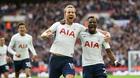 Harry Kane nhấn chìm Liverpool, Tottenham áp sát MU