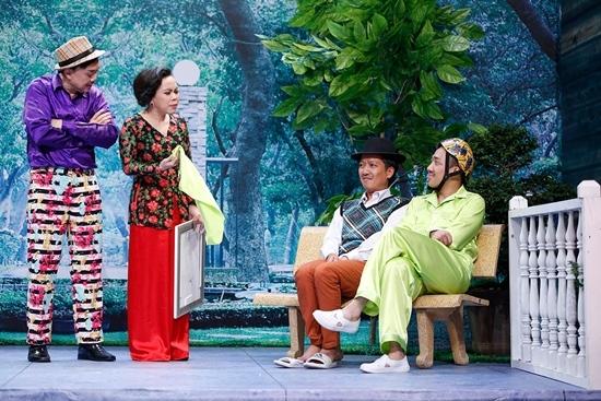 Trấn Thành, Chí Tài, Trường Giang, Việt Hương, Hari Won