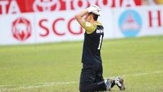 """""""Biếu"""" không bàn thắng, thủ môn Thanh Thắng nói gì?"""