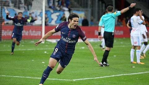 Marseille 2-2 PSG