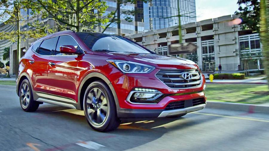 ô tô giảm giá, toyota camry, Hyundai SantaFe, ô tô Hàn, ô tô Nhật,