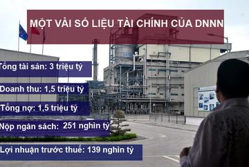 12 dự án 'đắp chiếu': Nặng nợ 58 ngàn tỷ, ôm lỗ 18 ngàn tỷ