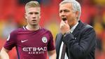 MU đấu Man City: Mourinho thiếu một De Bruyne
