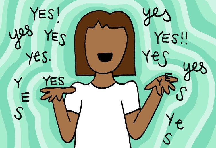 """Những cách trả lời thay cho """"yes"""" và ngữ cảnh sử dụng"""