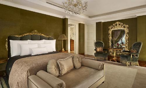 The Reverie Saigon vào top 5 khách sạn tốt nhất thế giới