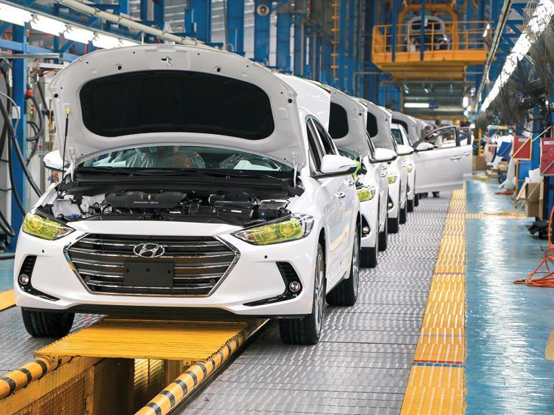 ô tô nhập khẩu,thuế tiêu thụ đặc biệt,linh kiện ô tô,thuế nhập khẩu,tỷ lệ nội địa hóa,giá xe 2018.