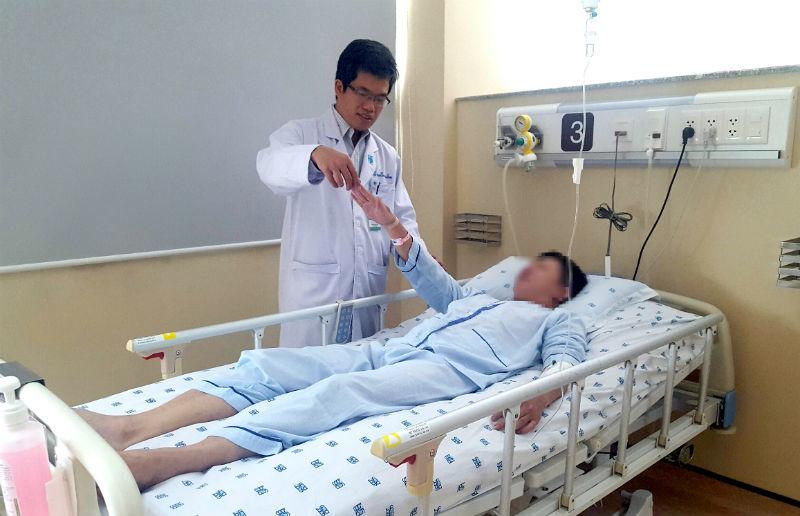 đột quỵ, tai biến mạch máu não, Bệnh viện Đại học Y dược TP.HCM