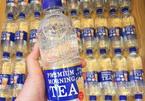 Nước lọc vị trà sữa Nhật Bản 65.000 đồng một chai cháy hàng trên mạng