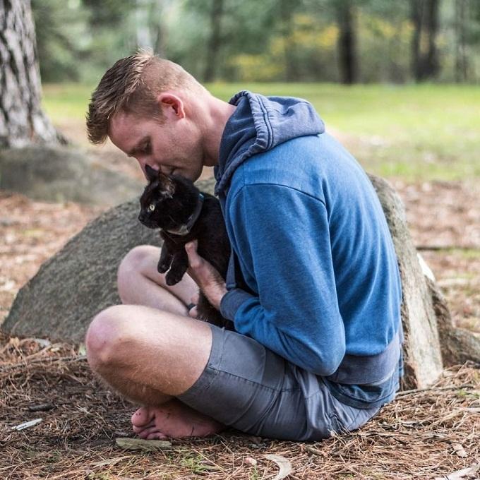 9x,Động vật,Mèo,Khám phá,Nước Úc,Chàng trai 9x