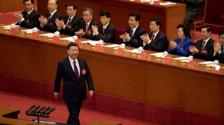 Tập Cận Bình,Trung Quốc,Đại hội 19 Đảng Cộng sản TQ,Đặng Tiểu Bình,Ẩn mình chờ thời