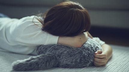 Gối có đuôi ngoe nguẩy như mèo, giải pháp khi người lớn cô đơn