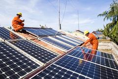 Khai thác năng lượng mặt trời ở VN chưa tương xứng tiềm năng