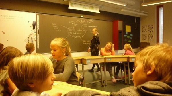 Tổ chức 'ngày lớp học Phần Lan' tại Việt Nam
