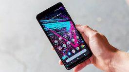 Mới ra mắt, Google Pixel 2 XL đã bị tố lỗi màn hình
