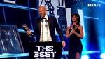 Lễ trao giải The Best 2017: HLV xuất sắc nhất năm thuộc về Zidane