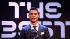 Vượt Messi và Neymar, Ronaldo giành giải The Best 2017