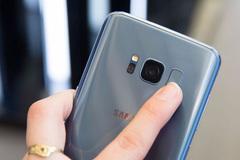 """Galaxy S9/S9 Plus có cảm biến vân tay mặt trước, nhưng không """"chìm"""" dưới màn hình?"""