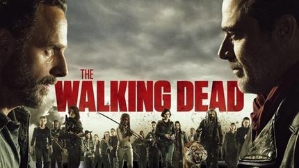 'The Walking Dead' mùa 8 tập 1: Cuộc chiến chính thức bắt đầu