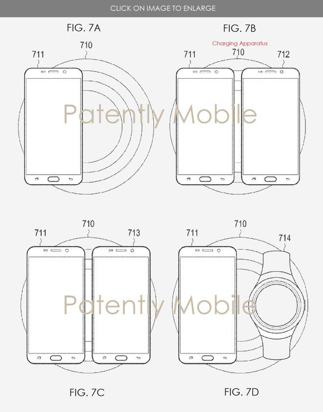 Galaxy S9 sẽ có đế sạc không dây kép?