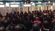 Đoàn Thị Hương ra hiện trường tội ác ở sân bay