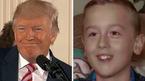 Tặng 3 đô cho ông Trump, bé trai Mỹ nhận món quà bất ngờ