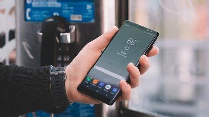 Samsung tặng miễn phí Galaxy Note 8 cho hành khách đi máy bay