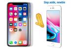 Những lý do nên mua iPhone 8 thay vì iPhone X