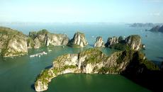 Vịnh Hạ Long vào top các di sản đẹp nhất thế giới