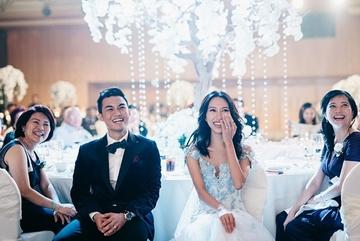 Đám cưới xa xỉ không thua con nhà tỷ phú của nữ blogger thời trang