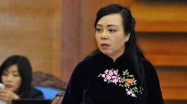 Bộ trưởng Kim Tiến kêu gọi bảo đảm an toàn cho nhân viên y tế