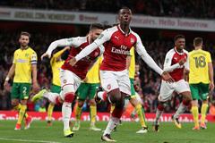 Arsenal ngược dòng thần kỳ nhờ tiền đạo 18 tuổi