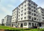 Chung cư bỏ hoang 10 năm, cây cỏ mọc như 'rừng' giữa Hà Nội