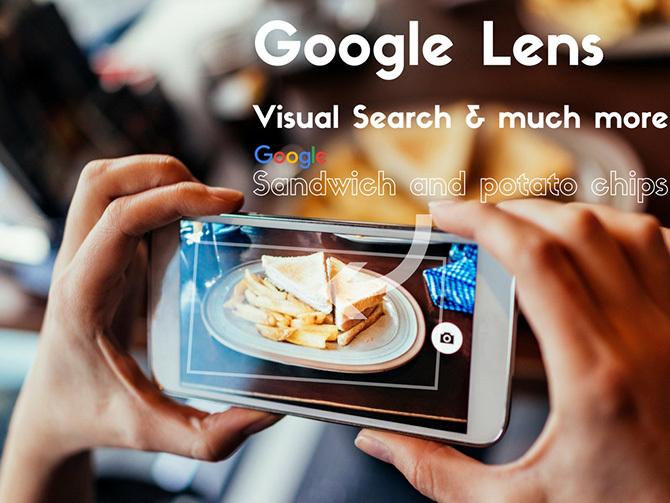 Google Lens chính thức cập bến Google Pixel đời đầu