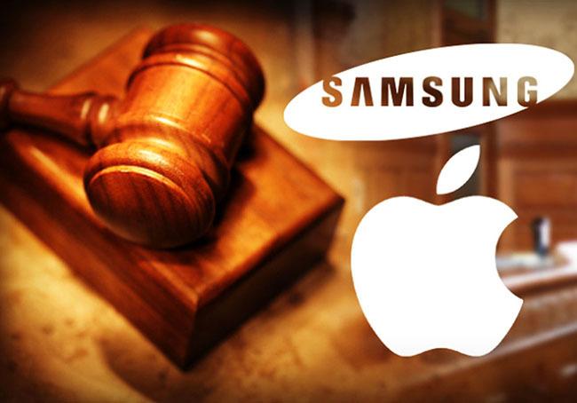 Samsung và Apple có thể lại kiện tụng vì 400 triệu USD
