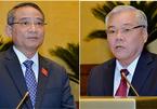 Miễn nhiệm Tổng Thanh tra Chính phủ và Bộ trưởng GTVT