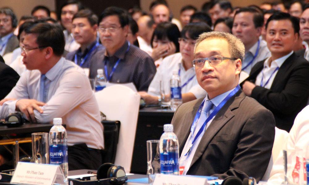 'Trở thành TP thông minh là nhiệm vụ quan trọng của TP.HCM'