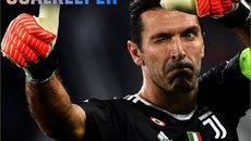 """Ibrahimovic """"tái xuất"""" cứu MU, Buffon ấn định ngày treo găng"""