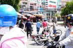 Ngã xe khâu 21 mũi vẫn bị xử phạt vi phạm luật giao thông